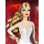 Barbie Holiday 2008 *** No Brasil ** Raridade ** Nao Gravda