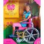 Boneca Share Sorriso Becky - Cadeira De Rodas