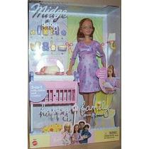 Barbie Gravida Happy Family * Muito Rara * No Brasil
