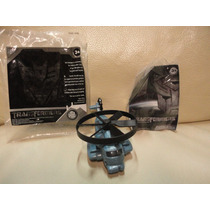 Brinquedo Transformers Helicoptero Blackout Mc Donald Bk