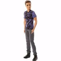 Barbie - Boneco Ken Fashionista - Ryan - Importado - Mattel