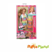 Boneca Barbie Dreamhouse - Summer