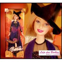Barbie Halloween Wishes * Dia Das Bruxas * Boneca Lacrada