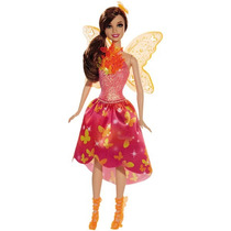 Barbie Portal Secreto Amiga Fada Mattel 054579