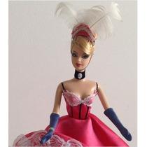 Barbie França Dolls Of The World Francesa - Aniv. 50 Anos