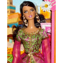 Barbie Collector Dolls Of The World Marrocos