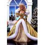 1994 Happy Holidays Barbie Doll - Em Sp - Frete Grátis
