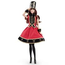 Barbie Fao Schwarz 150th Anniversary Toy Soldier Brunette
