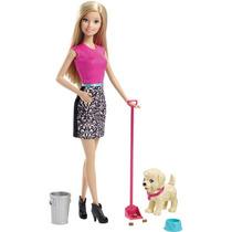 Nova Barbie Family Filhote Travessuras - Cfn43 - Mattel