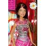 Barbie Articulada Fashionistas Sassy 2009