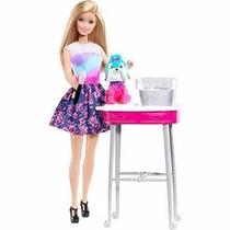 Barbie Cão Banho De Cores - Mattel Barata! Promoção!!!