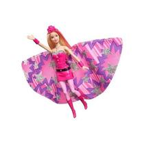 Boneca Barbie Filme Barbie Super Princesa Brinquedo Mattel