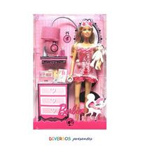 Barbie Pijama 2008 Original Mattel