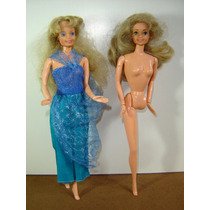Par De Bonecas Barbie Estrela Antigas Anos 80 Originais