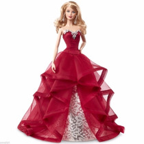 Barbie Collector Holiday 2015 Nrfb