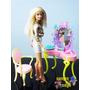 Boneca Barbie Com Penteadeira Mattel Tenho Dos Anos 80