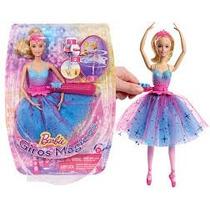 Boneca Barbie Mattel Bailarina - Piruetas