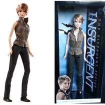 Boneca Barbie Collector Insurgent Tris Série Divergent 2015