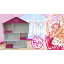 Casa Da Barbie - Realizando Sonhos