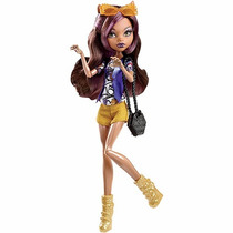 Boneca Monster High Boo York Clawdeen Wolf Mattel