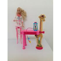 Promoção ! Boneca Barbie Veterinária Original Ref# B18