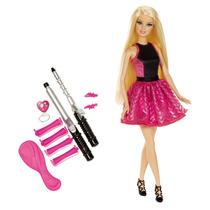 Barbie Fábrica De Cabelos Cacheados - Mattel