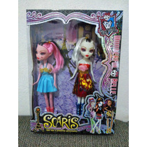 Boneca Monster High Kit 2 Bonecas