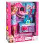 Boneca Barbie Real Salão De Beleza Mattel W7240