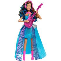 Boneca Barbie Filme Amiga Rock