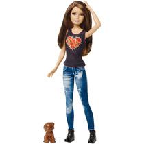 Barbie Irmãs Com Pets / Skipper - Mattel