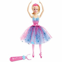 Barbie Bailarina Piruetas - Frete Grátis!!!