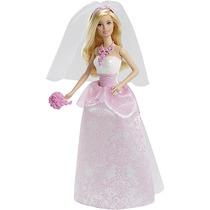 Barbie Fairy Noiva Mattel Cff37
