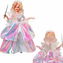 Boneca Filme Cinderela 2015 Fada Madrinha - Disney
