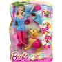 Barbie - Com Cachorro Mattel