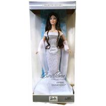 Barbie Colecionavel Diamante De Abril April Diamond 2002