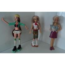 Boneca Barbie Coleção 2007 Mcdonald