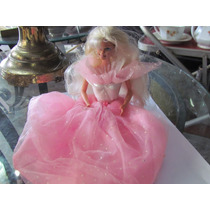 Barbie Antiga Modelo Festa
