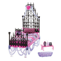 Monster High - Cama Flutuante Da Spectra
