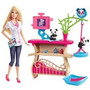 Boneca Barbie In Can Be Tratadora De Pandas Mattel