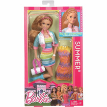 Barbie Summer A Vida Na Dreamhouse Mattel