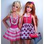 Kit Barbie Life In The Dreamhouse Raquelle E Summer 2 Boneca
