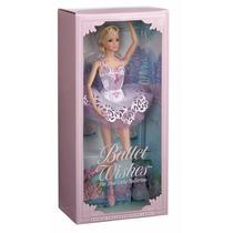 Barbie Collector Ballet Wishes 2015 Desejos De Bailarina