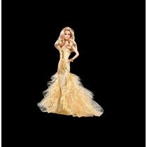 Barbie Collector 50 Anos - Produto Novo - 2008 Mattel