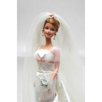 Barbie Collector Sophisticated Wedding Noiva 2002 - Usada
