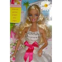 Barbie Coleção Quero Ser Noiva