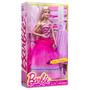 Barbie Vestido Longo Rosa E Fabulosa