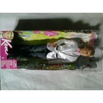 Boneco Da Barbie Ken Noivo, Da Mattel