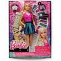 Barbie- Cabelos Com Gliter