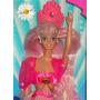 Barbie Sereia Fourtain Mermaid - Coroa Mágica Spray De Água
