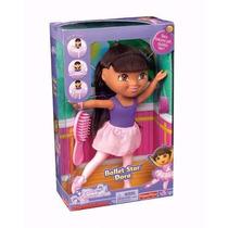 Boneca Fisher Price Dora A Aventureira Bailarina